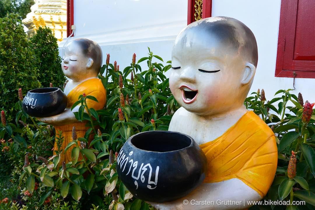 Chiang Mai - Mönche